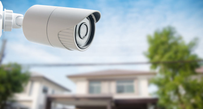 cómo elegir cámara vigilancia para exteriores