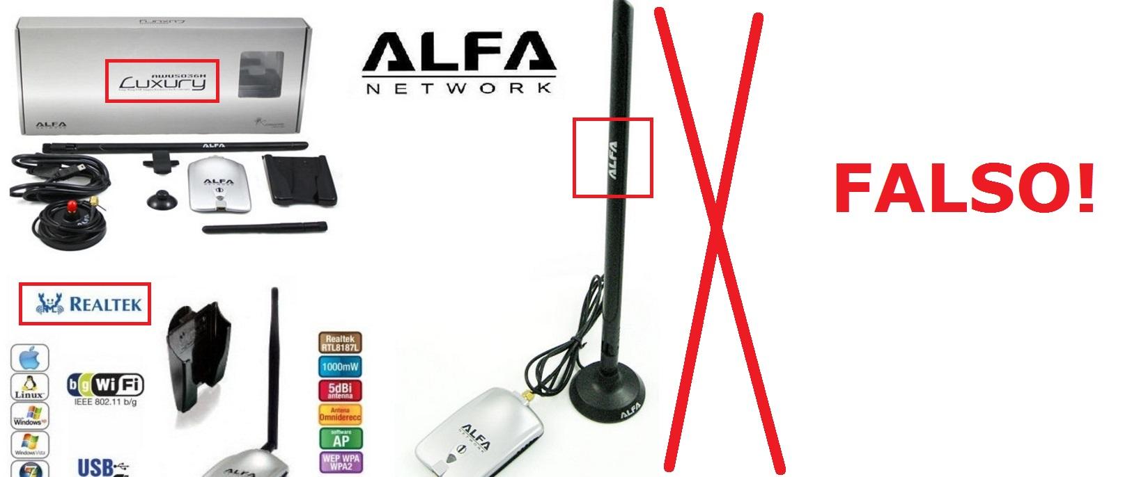 Alfa Network AWUS036H