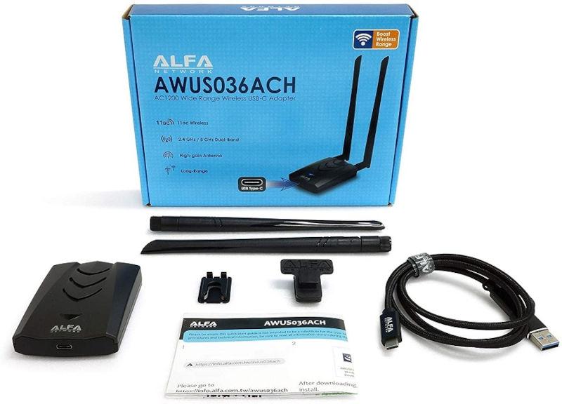 Alfa network AWUS036ACH-C