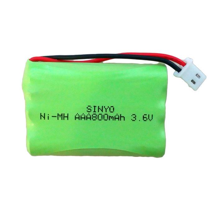 Bateria interna recargable  detectores movimiento 3.6v 800mAh
