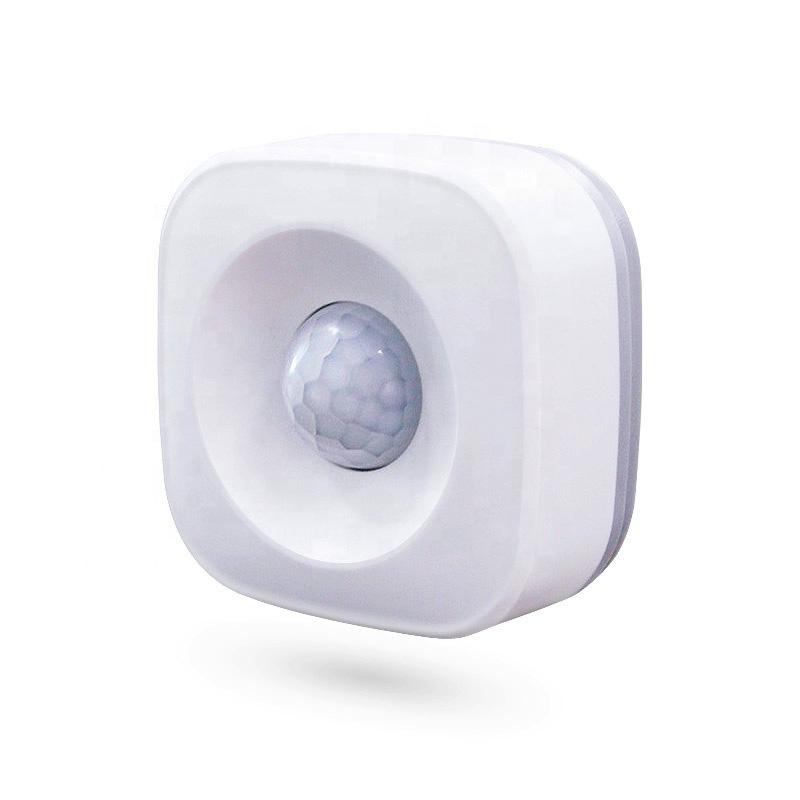 Detector de movimiento PIR Zigbee Tuya Smart P2