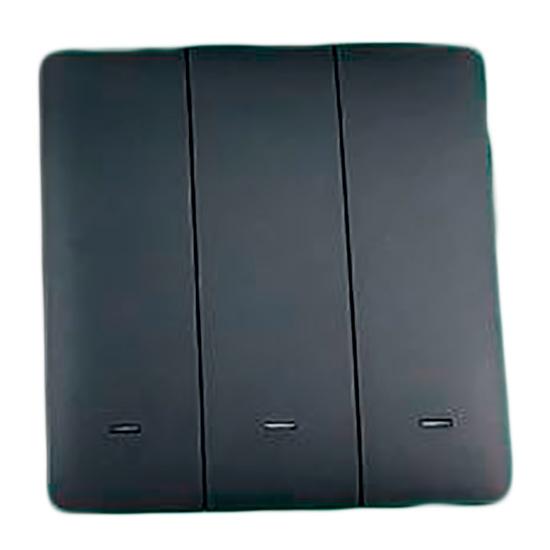 Interruptor 3 salidas Zigbee compatible Tuya Smart ES3