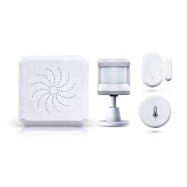 Kit inicio domotica Zigbee Gateway compatible Tuya Smart
