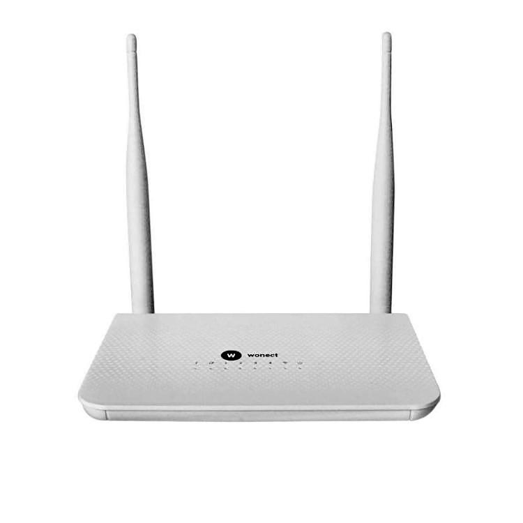 Wonect R7 Router WiFi entrada USB Repetidor Antenas 2.4Ghz 5Ghz