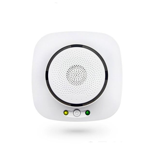 Sensor WiFi de gas CO Control valvula Tuya Smart CO708
