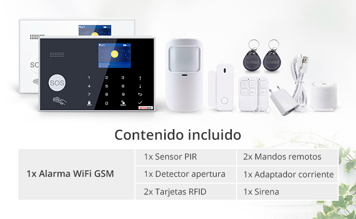 Alarma-WiFi-GSM