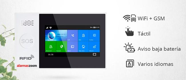 Alarma-WiFi-Smart-Life