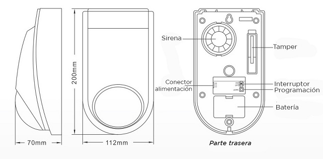 Sirena-WiFi-Smart-Life