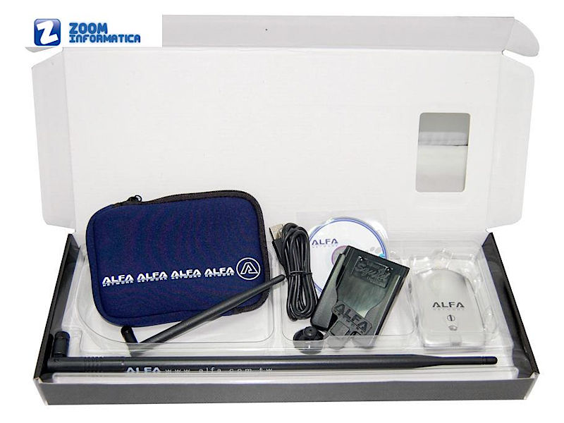 ALFA NETWORK AWUS036H LUXURY 9DBI