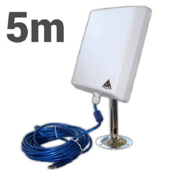 Melon N4000 Antena WiFi 5 metros reacondicionada