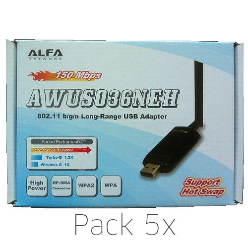 ALFA NETWORK 5x AWUS036NEH