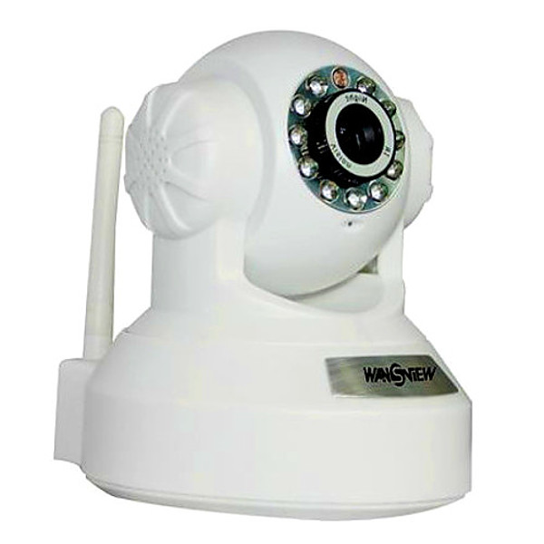 WANSVIEW NCL610WP-W WANSVIEW NCL-610WP BLANCA IP CAMARA WIFI MOTORIZADA VISION NOCTURNA VIDEO VIGILANCIA