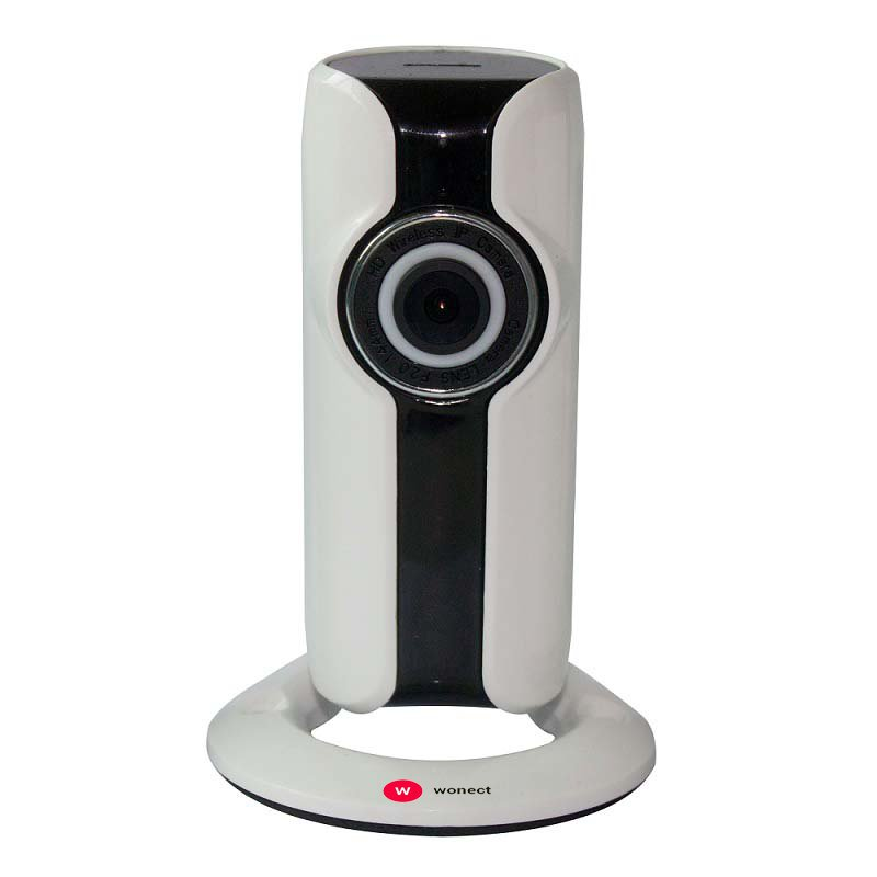 Camara IP interior A8105 WiFi HD 720P Angular ojo pez 180 grados V380
