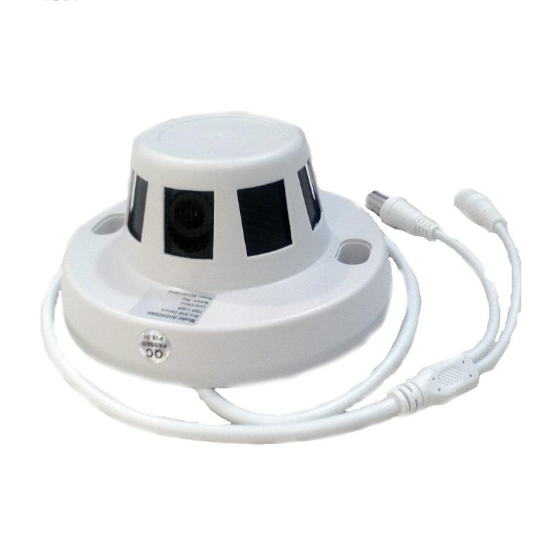 Mini Camara CCTV AHD503AH Espia Oculta Detector Incendio HD 720p