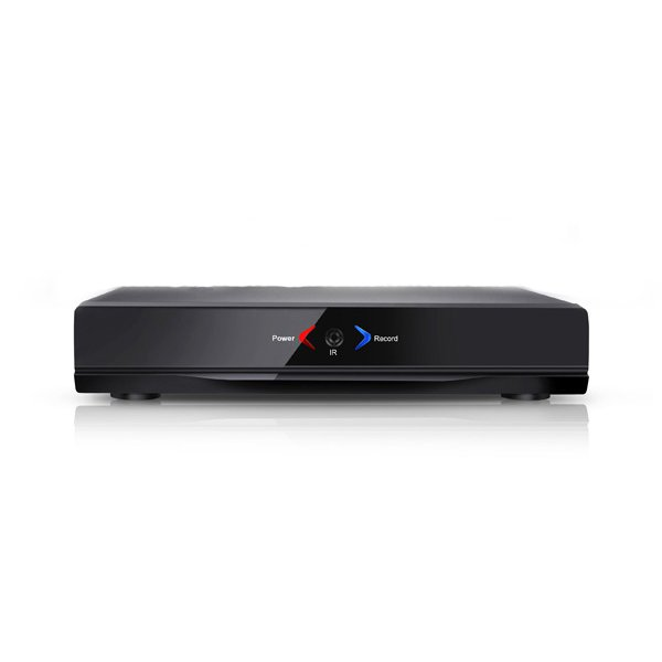 CCTV Grabador DVR 4 Canales AHR004 Camaras cable AHD CVI TVI CVBS Conexion IP