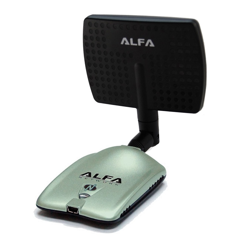 KITS WIFI ALFA NETWORK AWUS036NH 7DBI