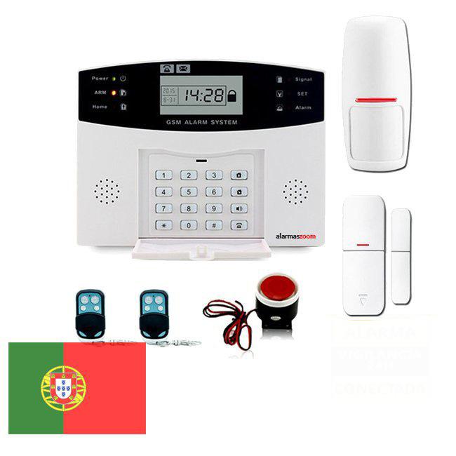 ALARMA SIN CUOTAS alarmas-zoom AZ028 DP 500 PT