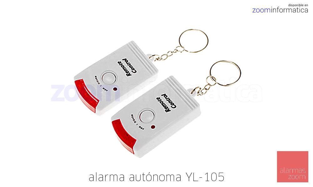 Alarmas-zoom YL-105