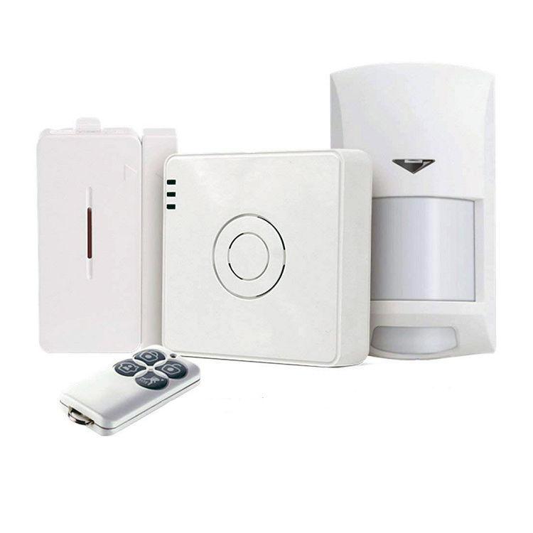 Broadlink Kit Alarma Seguridad WiFi Seguridad Hogar S2 433Mhz