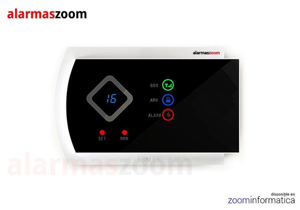 Alarmas-zoom AZ016 G10A 3