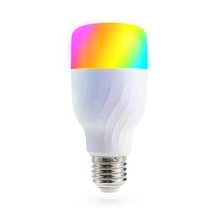 Bombilla led WiFi RGB compatible Amazon Google Home 9W E27