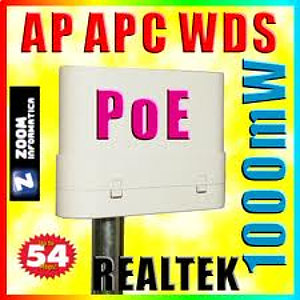 Comprar online Punto de acceso Exterior CPE OTROS 1W 1000MW AP EXTERIOR al mejor precio
