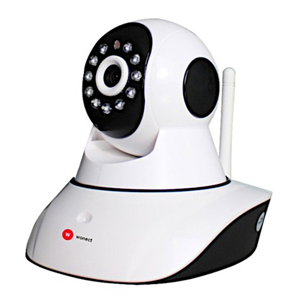 Wonect W41 Camara IP WiFi HD P2P Motorizada Vision remota Movil Reacondicionada