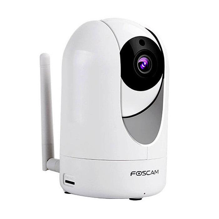 Foscam R2 R2 FOSCAM Foscam R2 1080p Hd Camara Ip Zoom 8 Metros Vision Nocturna Cctv Motorizada