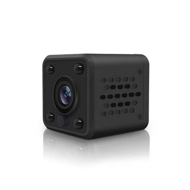 Camara espia mini WiFi con vision remota APP movil Tuya Smart Full HD