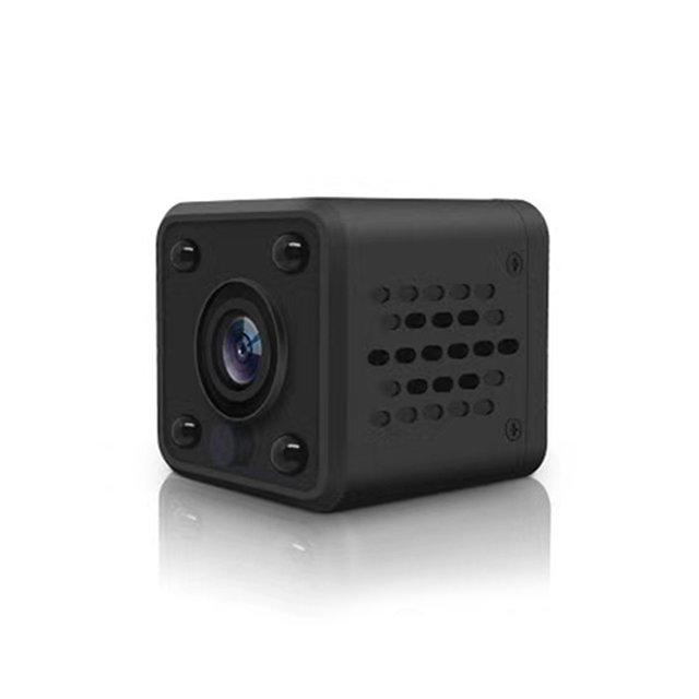 Camara espia mini WiFi con vision remota APP movil Tuya Smart Full HD
