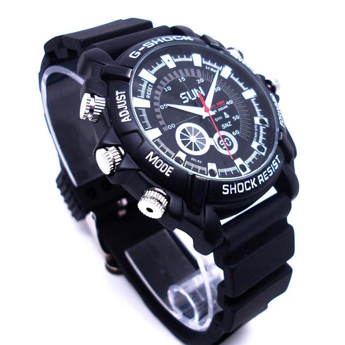 Camara espia oculta reloj pulsera deportivo Full HD Con Sonido