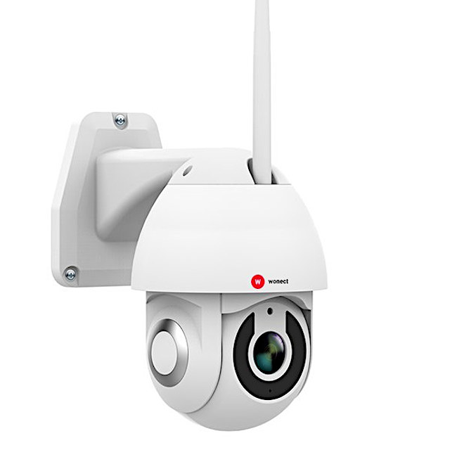 Camara IP WiFi Seguridad Full HD Mini Sonido Vision nocturna G1