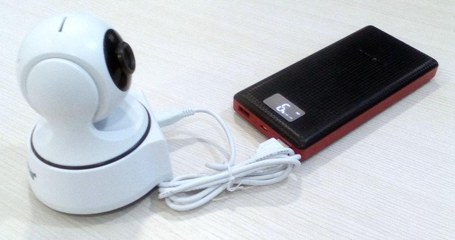 Otros Camara vigilancia coche con bateria