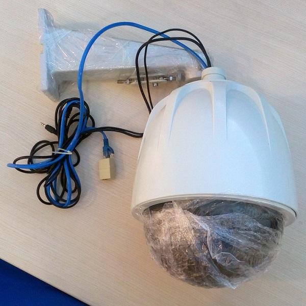 Cupula Camara IP exterior