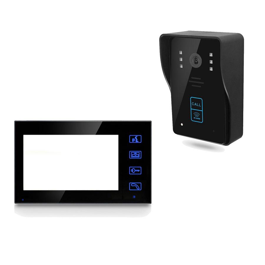 OTROS DV704T Videoportero con camara exterior y control acceso RFID