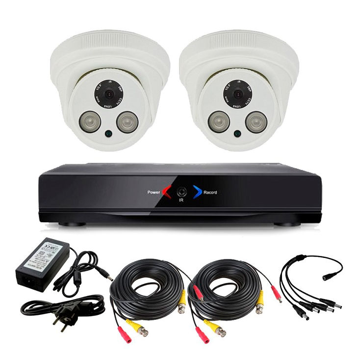 OTROS DVR CCTV 2 camaras interior