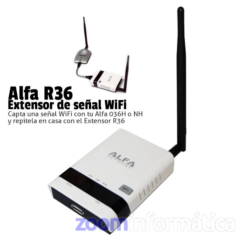 Alfa network ALFA R36 R