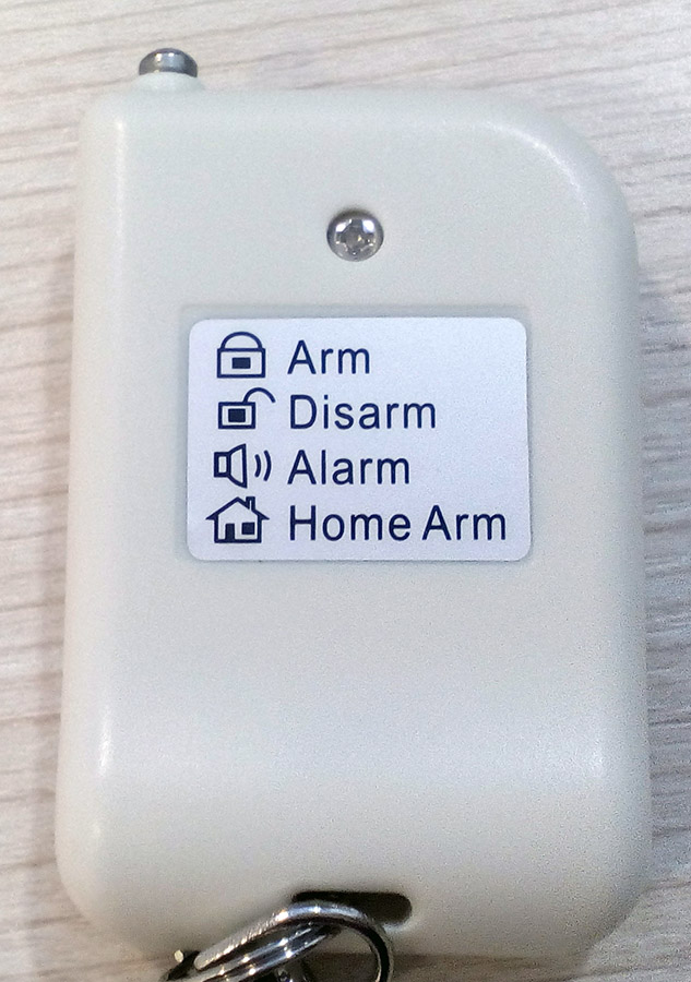 Alarmas-zoom RC100C
