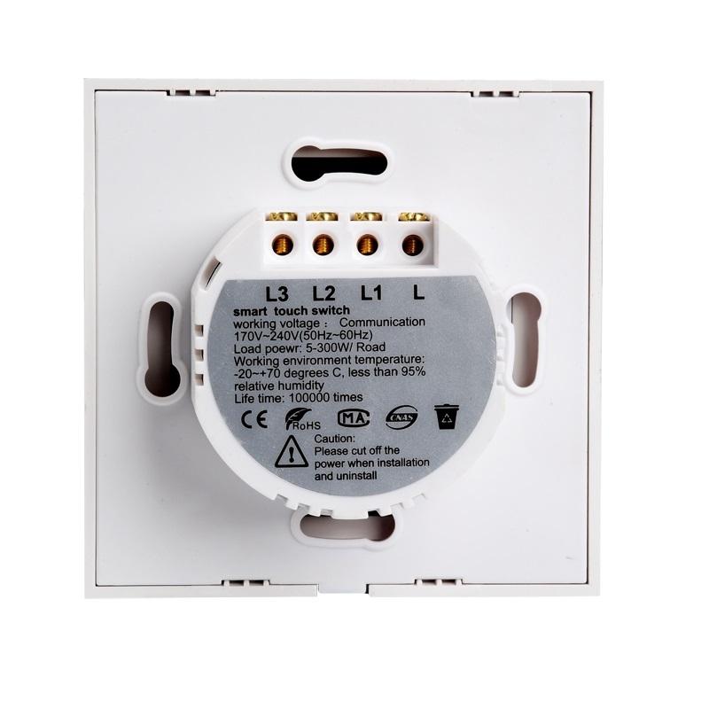 Wonect Interruptor pared TWK03EU