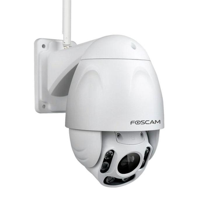 Foscam FI9928P Camara de seguridad IP Exterior WiFi Motorizada Fulll HD Ranura memoria Micro SD
