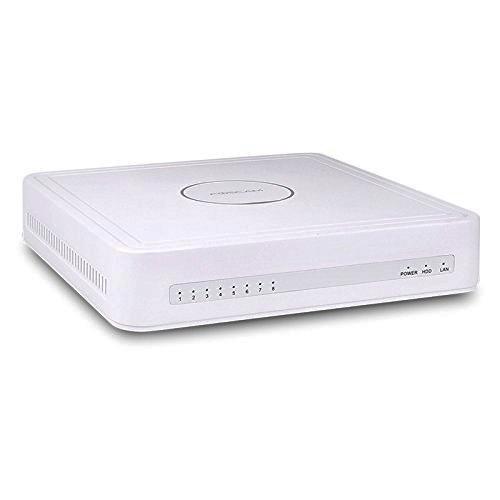 Foscam FN7108HE Grabador NVR 8 Canales 1080p PoE