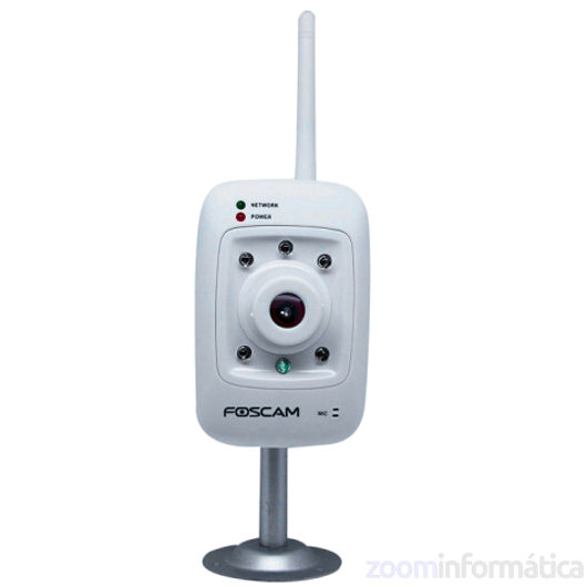 CAMARAS IP INTERIOR FOSCAM FI8909W W
