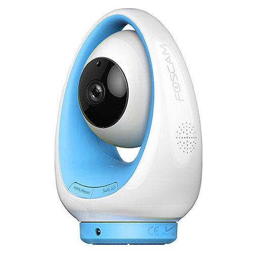 FOSCAM FOSBABY P1 B Camara IP Foscam FosBaby P1 color azul