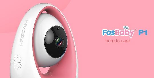 Foscam FosBaby P1 P
