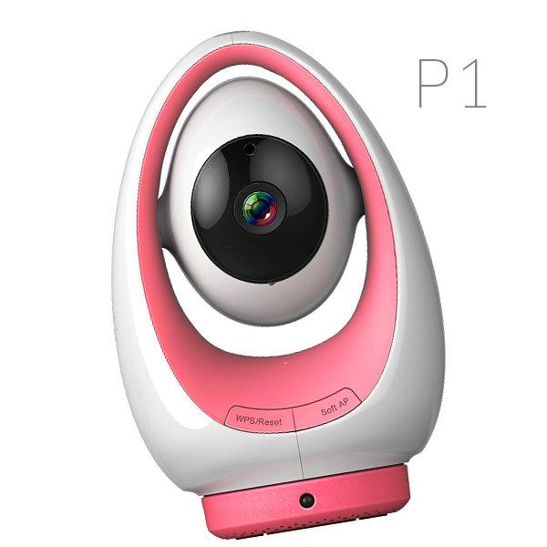 FOSCAM FOSBABY P1 P Camara IP Foscam FosBaby P1 color rosa