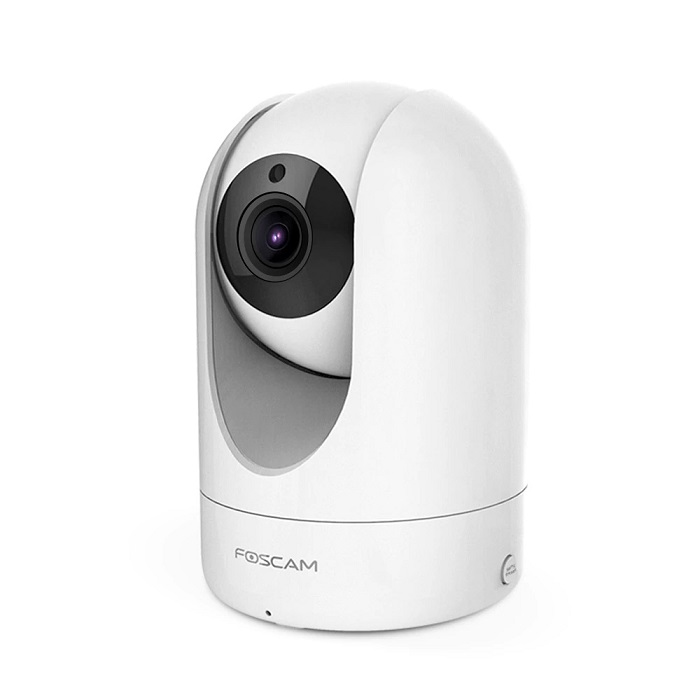 Foscam R4M Camara IP WiFi Dual 5Ghz 4MP WDR Motorizada Interior