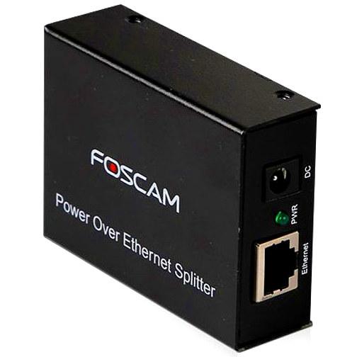 Foscam PD15 Inyector Camara IP PoE
