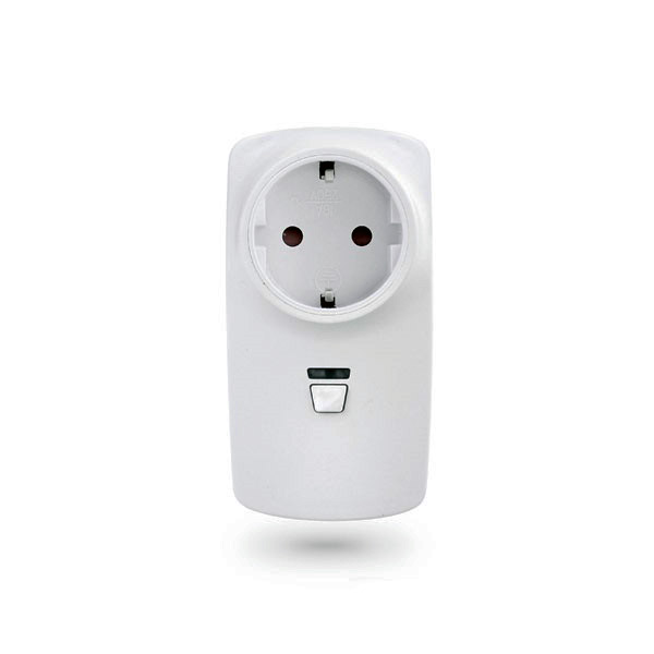 Enchufe inalambrico Alarma WiFi G90 1WS