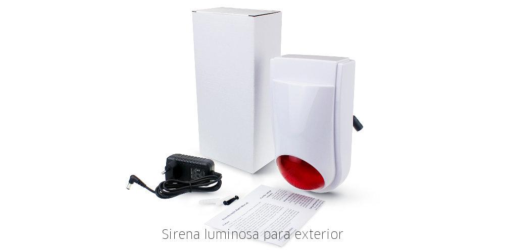 Alarmas-zoom G90-WS