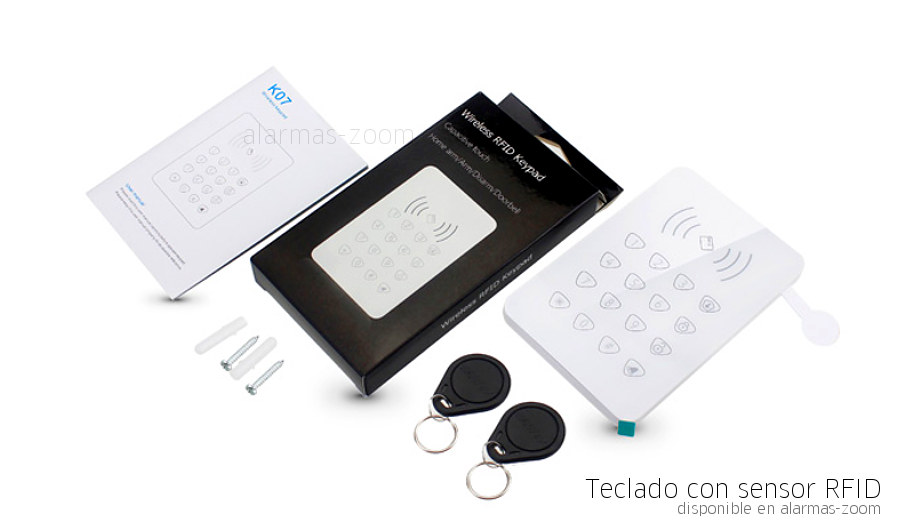 Alarmas-zoom G90-K07